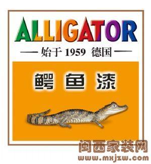 鳄鱼漆闽西总代理