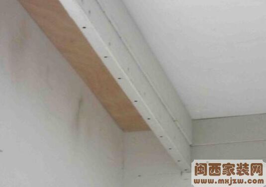 木窗帘盒的施工及验收?木窗帘盒的制作方法是什么?