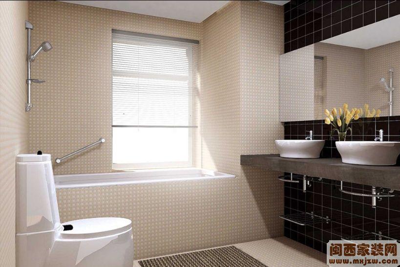 室内卫生间设计效果图