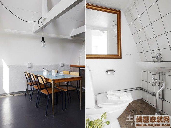 卫生间瓷砖效果图 小户型卫生间瓷砖