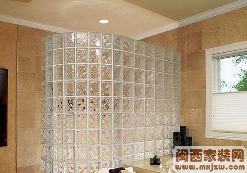 玻璃砖装修施工要点有哪些?玻璃砖装修施工流程