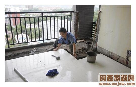 地砖铺贴方式?地砖怎么进行清洗?