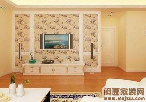 客厅电视墙面积布局,客厅电视墙装饰布局
