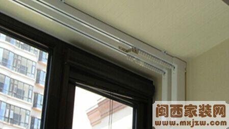 轨道窗帘怎么拆卸好?轨道窗帘怎么进行安装好?