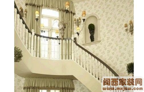 别墅楼梯窗帘品牌都有哪些?别墅楼梯窗帘哪一个品牌的质量比较好?