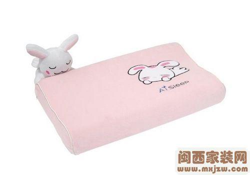 儿童枕头哪种好?儿童枕头使用注意事项