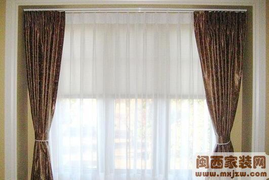 选购窗帘的技巧?选购窗帘时都是有什么面料?