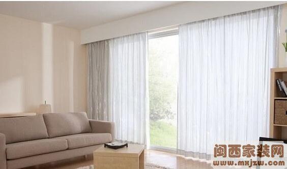 客厅窗帘挑选及搭配技巧?客厅窗帘颜色的选择技巧?