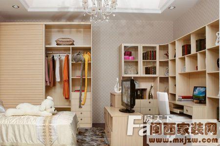 卧室整体衣柜价格及整体衣柜的风格设计