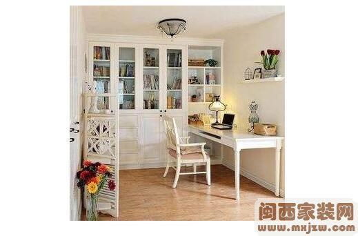 书房书柜尺寸?书房书柜要怎么进行设计比较好?