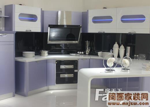 一体橱柜多少钱~!@厨房装修设计步骤?