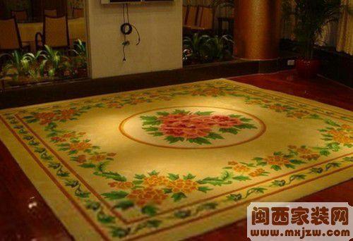 地毯生产厂家?地毯都有哪些材质及特点