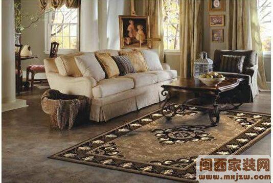 客厅地毯价格是多少?客厅地毯用哪种比较好呢?