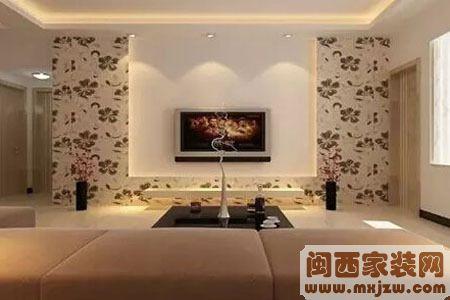 客厅壁纸的选择 客厅壁纸风格
