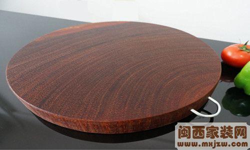 怎么识别铁木砧板?铁木砧板要怎么保养?