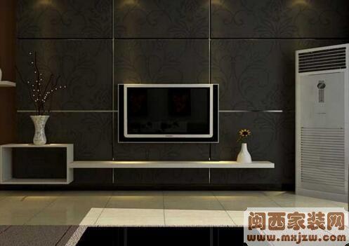 电视墙有门怎么装修 电视墙有门有什么作用