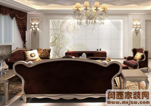 沙发背景墙怎么装修 沙发背景墙的作用