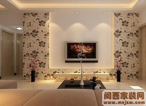 客厅电视背景墙报价?电视背景墙怎么设计好看?
