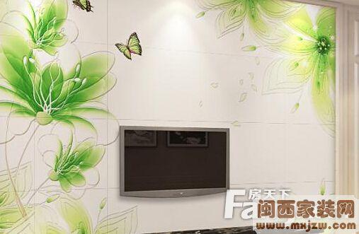 微晶石背景墙边框设计? 微晶石背景墙安装?