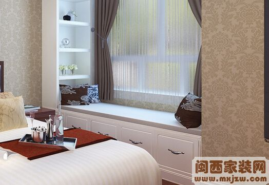 一般家装飘窗尺寸是多少? 家装飘窗设计注意事项?