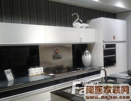 一体化厨房装修预算