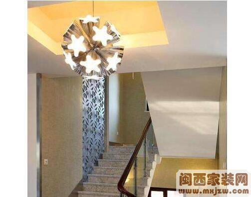 别墅楼梯吊顶技巧?别墅楼梯吊顶设计注意事项?