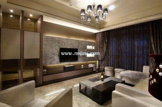 时尚家居装修 浪漫的挑高小户型美宅
