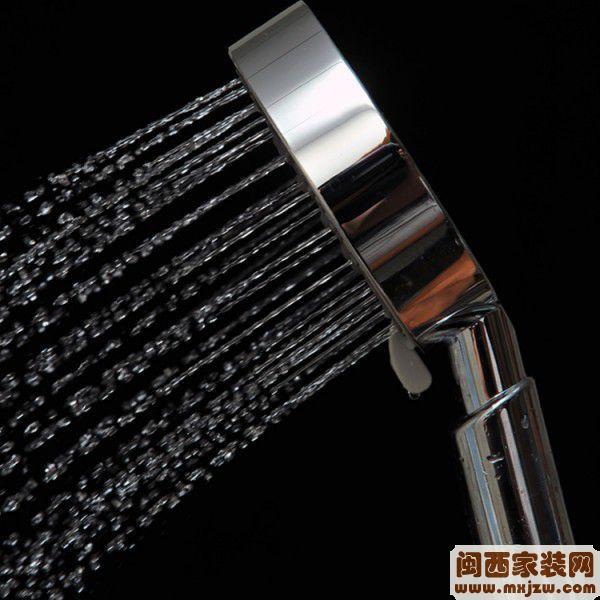 武汉装修家庭装修淋浴喷头怎么选图片2