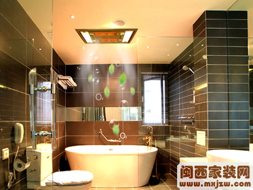 武汉装修家庭装修淋浴喷头怎么选图片1
