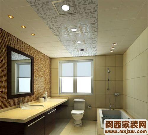 富山河装饰卫生间墙壁瓷砖怎么选2