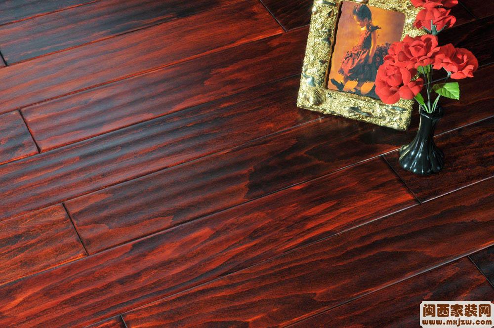 武汉装修家庭装修硬木地板怎么保养图片3