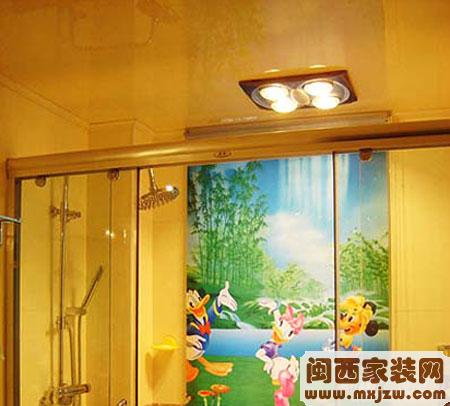 武汉装修家庭装修淋浴喷头怎么选图片3