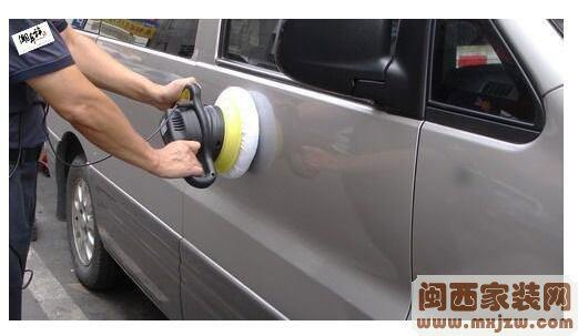 汽车划痕修复要多少钱呢?汽车划痕修复需要花费多少
