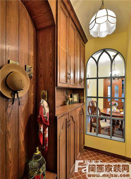 玄关设计 鞋柜设计
