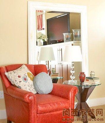小户型客厅装修精彩纷呈