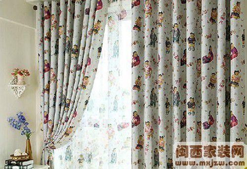 影响家装窗帘价格的因素?家装窗帘应该如何选购
