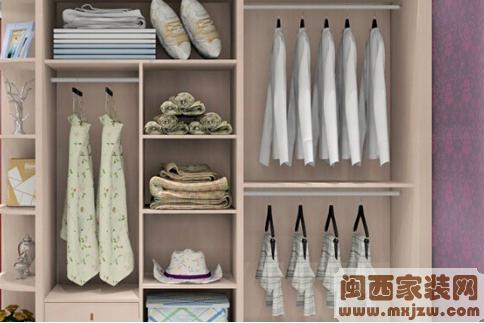 家居衣柜的选购方法,家居衣柜的板材