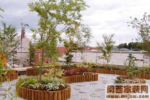 露台花园设计指南  露台花园设计需要注意什么