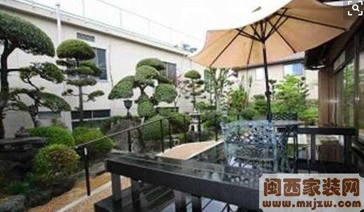 日式庭院设计风格特点?日式庭院设计方法?