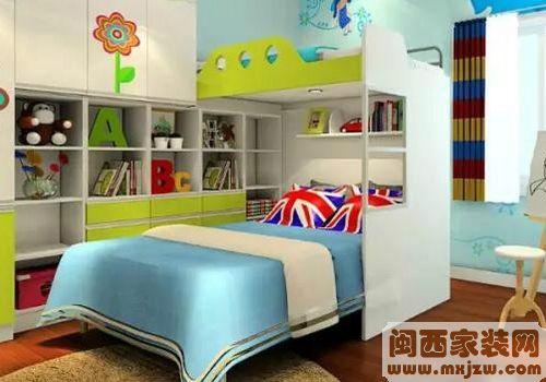 儿童房设计原则,儿童房设计注意事项