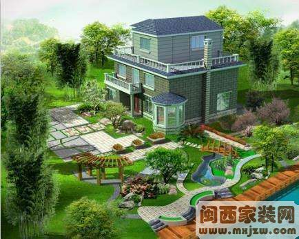 别墅设计技巧是什么  别墅设计基本要素是什么