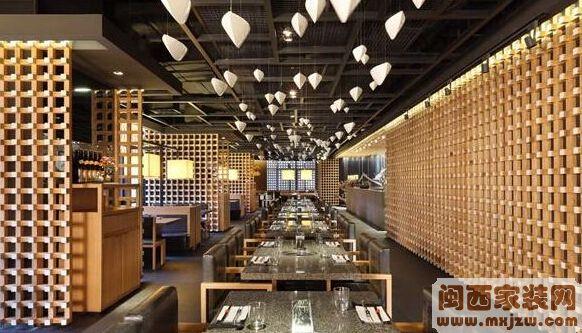 餐厅设计原则有什么?餐厅设计注意什么?
