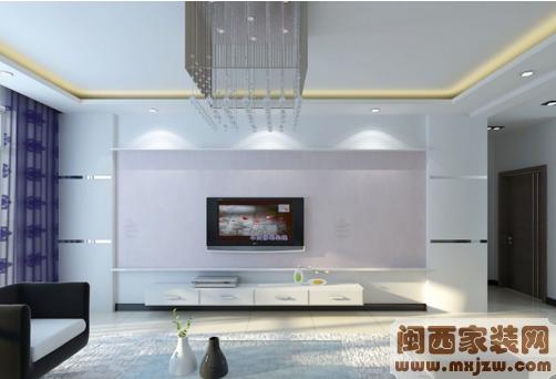 电视背景墙设计方案 电视背景墙设计考虑因素