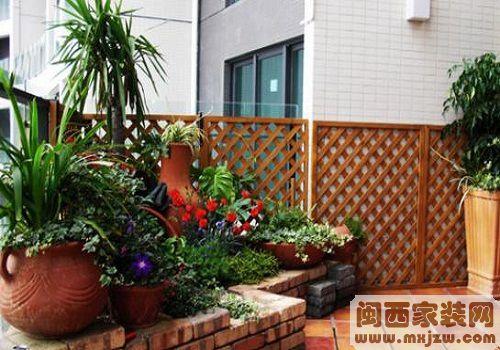 花园装修如何设计 花园装修设计技巧