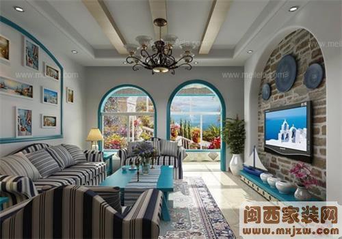 地中海风格装修设计?地中海风格装修设计色彩搭配?