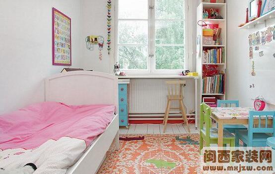 女儿房设计要点是什么?女儿房设计注意事项都有哪些?