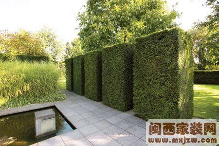 园林景观设计 园林景观设计元素