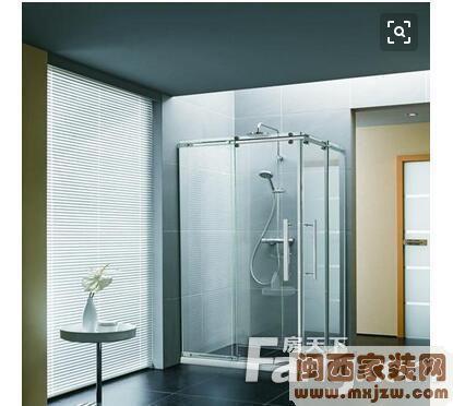 淋浴房拉手高度?淋浴房配件设计?