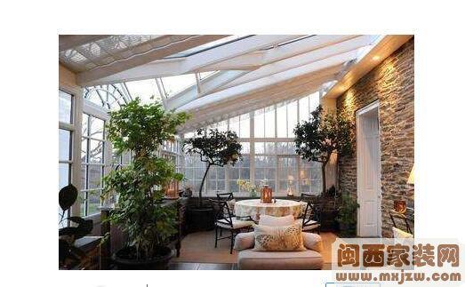 露台阳光房装修方法是什么?露台阳光房设计注意问题