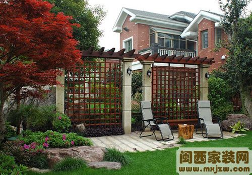 古典园林别墅设计有什么特点?